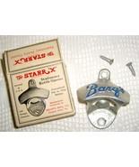 Vintage BARQ'S Stationary Metal Bottle Opener, ... - $20.00