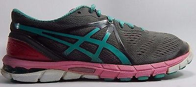 Asics Gel Excel 33 3 Women's Running Shoes Size US 8 M (B) EU 39.5 Gray T460N