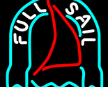 Fosters full sail neon sign 16  x 16  thumb155 crop