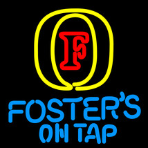 Fosters On Tap Neon Sign - $699.00