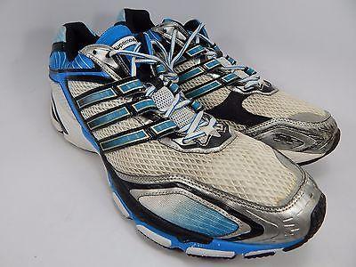 Adidas Supernova Glide Men's Running Shoes Size US 12.5 M (D) EU 47 1/3 White