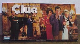 1996 CLUE - Detective Board Game by Parker Brothers Hasbro - COMPLETE - $16.99