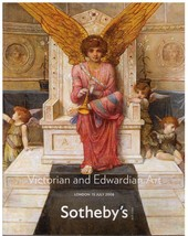 Sotheby's -Victorian and Edwardian Art - London 2008 July - $12.19