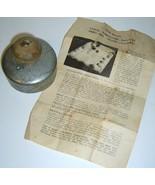 Tart-Master Vintage Tart Cutter / Press - Sturd... - $15.00