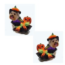 High Quality Dog Costume - HALLOWEEN WITCH COSTUMES - Dogs As Colorful W... - $40.89+