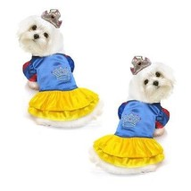 High Quality Dog Costume - SNOW PRINCESS COSTUMES - Dogs as Pretty Princ... - $31.09+