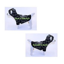 High Quality Dog Costume - SPIDERDOG BLACK COSTUMES - Glow in the Dark Dogs - $31.98+
