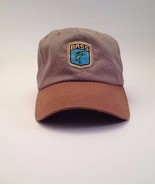 Bass ESPN Sports Brown Cap Hat One Size Fishing Hunting Outdoors Camping - $24.18