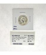 1964 United States Washington Quarters Dollar 90% Silver RATING: (F) Fin... - $62,39 MXN