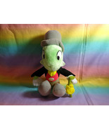 "Disneyland Walt Disney World Pinocchio Jiminy Cricket Plush 9"" - $9.85"