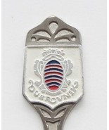 Collector Souvenir Spoon Croatia Dubrovnik Coat of Arms LN - $12.99