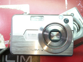 Casio Exilim EX -Z850 8.1MP Digital Camera in Original Box usb cradle VTG  - $120.94