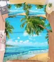 3D Pretty Sea 11 Bed Pillowcases Quilt Duvet Cover Set Single Queen King Size AU - $90.04+