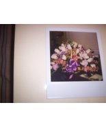 Silk Tulip Basket - $30.00