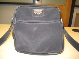 DKNY Nylon Crossbody Handbag - $20.00
