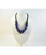 Colorfull Choker/Chunky Handmade Necklaces  - $13.00