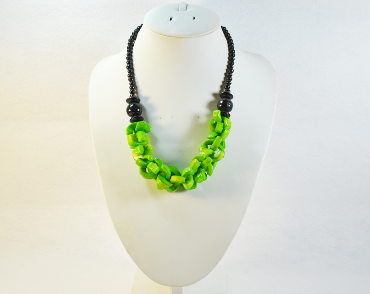 Colorfull Choker/Chunky Handmade Necklaces