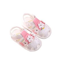 Sandals Summer New Girls Sandals Korean Princess Baby Shoes Hollow Shoes image 2