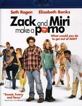 Zack and Miri Make a Porno (Blu-ray)