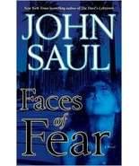 John Saul - Faces of Fear - $5.00