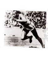 Jesse Owens H Track and Field Vintage 11X14 BW Olympics Memorabilia Photo - €12,85 EUR