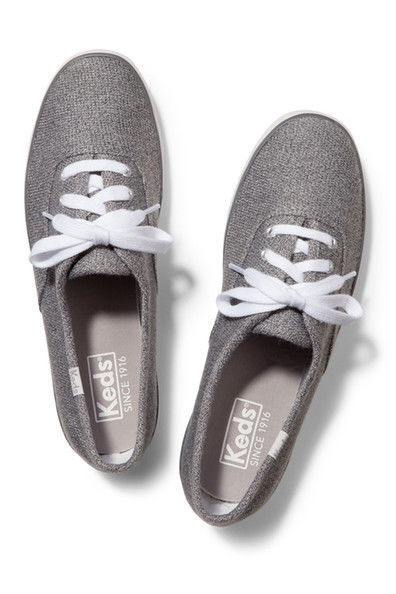 78a37a3e06716 57. 57. Previous. KEDS Women s Gray Grey Champion Sweatshirt Jersey Sneaker  Shoes 6M  40 New