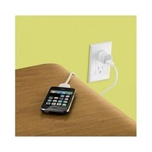 Belkin Micro (1.1 Amp) USB Wall Charger with 4 ft Sync / Charge Cable f... - $10.26