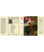 Burroughs, Edgar Rice. THE ETERNAL LOVER facsimile dust jacket for 1st G... - $23.51