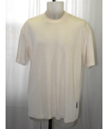 Syllables Rayon Blend Casual Cream Pull Over Sh... - $12.99