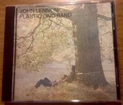 John Lennon Plastic Ono Band Cd (1970) Capitol CDP 7 46770 2 - $14.00