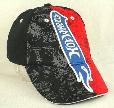 c477899859c Hot Wheels Logo Baseball Hat Cap Red Black and 50 similar items