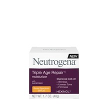 Neutrogena Triple Age Repair Anti-Aging Moisturizer, SPF 25, 1.7 oz.. - $29.69