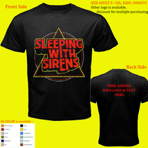 Sleeping With Sirens SWS  1 Concert Album Shirt Size Adult S-5XL Kids Baby's  - $20.00+