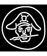 Ncaa hampton pirates logo neon sign 16  x 16  1 thumbtall