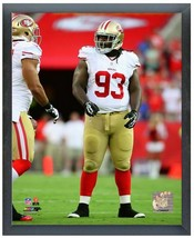 "Ian Williams  2013 San Francisco 49ers-11""x14"" Photo in a Glassless Spor... - $633,98 MXN"