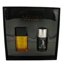 Azzaro Gift Set 3.4 oz Eau De Toilette Spray + 5 oz Hair & Body Shampoo - $56.53