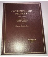 Contemporary Property 3rd Third Edition Thomson West American Casebook S... - $74.79