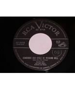 Eartha Kitt Lovin Spree Somebody Bad Stole De Wedding Bell 45 Rpm Record... - $39.99
