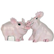 Westland Giftware Ark Safari  Pigs Salt and Pepper Shaker Set, 3-Inch - €12,11 EUR