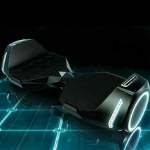 HOT! Batman Style LED Bluetooth & Speaker Hoverboard LIMITED EDITION - €511,12 EUR