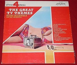 FRANK CHACKSFIELD THE GREAT TV THEMES VINTAGE VINTAGE - $34.99