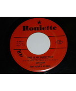 Guy Pastor Life Is Just A Bowl Of Cherries This Is My Lucky Day 45 Rpm R... - $24.99