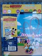 Disney Mickey & Friends Color Find Wipe Clean Activity Board by Bendon - $24.00