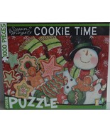 Go Games ~ Cookie Time by Susan Winget ~ 1000 Piece Puzzle Sealed New Sn... - $24.95