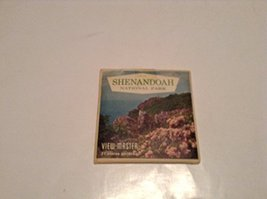 Shenandoah National Park Viewmaster Reels A811 [Cards] [Jan 01, 1963] VA... - $17.03