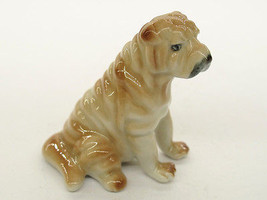 Hand Painted Miniatures Collectible Ceramic CHA... - $4.70