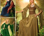 Simplicity 4940 Womans 20 to 26 Reenactment Pattern Lord of the Rings Halloween