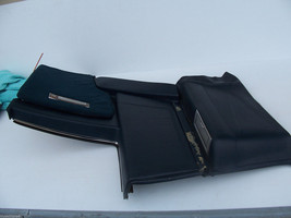 1985 ELDORADO BLUE RIGHT REAR INTERIOR TRIM PANEL OEM USED WEAR ORIG CAD... - $248.24