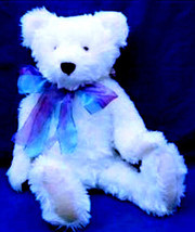 "Boyds Bears ""Marshmallow Q Furryfoot"" #C59862 - 21"" QVC Exclusive Bear-N... - $79.98"