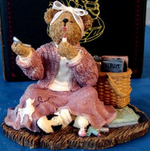 """Boyds Bearstone""""Peggy Sue..Remember When"""" Longaberger Exclusive #2277958... - $49.99"""